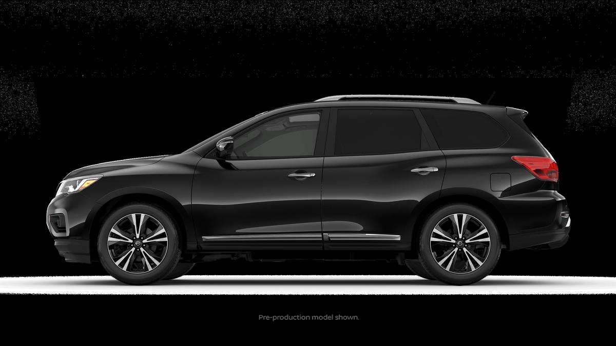 2019 Nissan Pathfinder Platinum 2WD