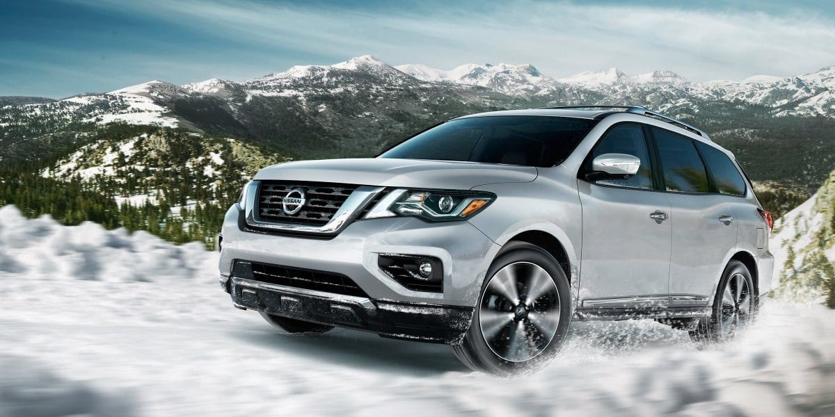 New 2019 Nissan Pathfinder Pathfinder Gets You There With Intelligent 4X4