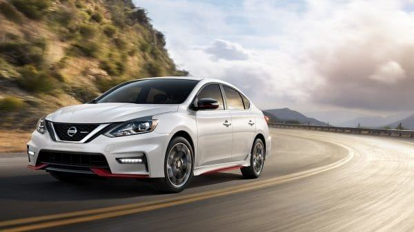 New 2019 Nissan Sentra Sport Mode