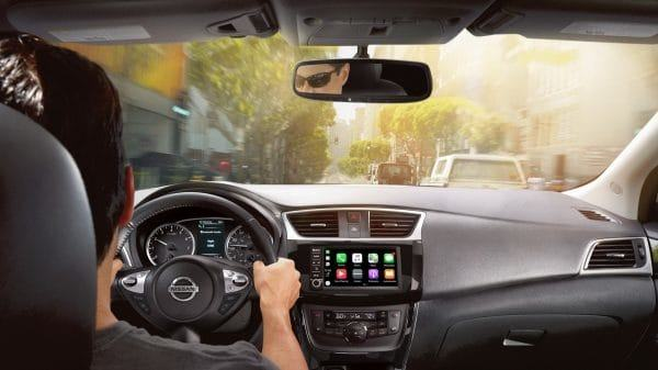 New 2019 Nissan Sentra Eco Mode