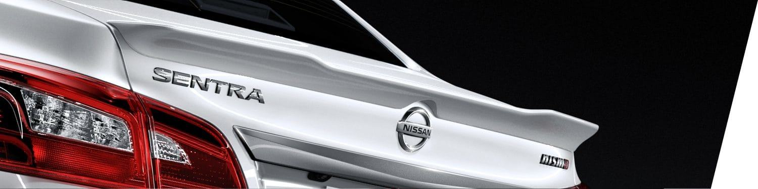 New 2019 Nissan Sentra Rear Spoiler