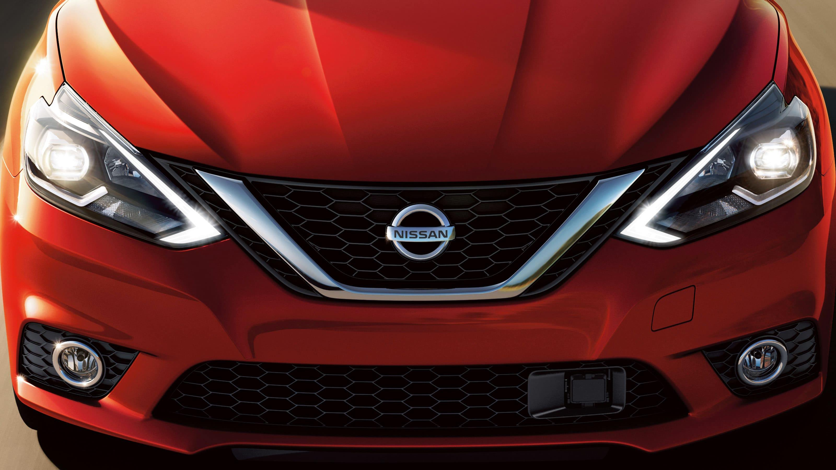 New 2019 Nissan Sentra LED Low-beam Headlights