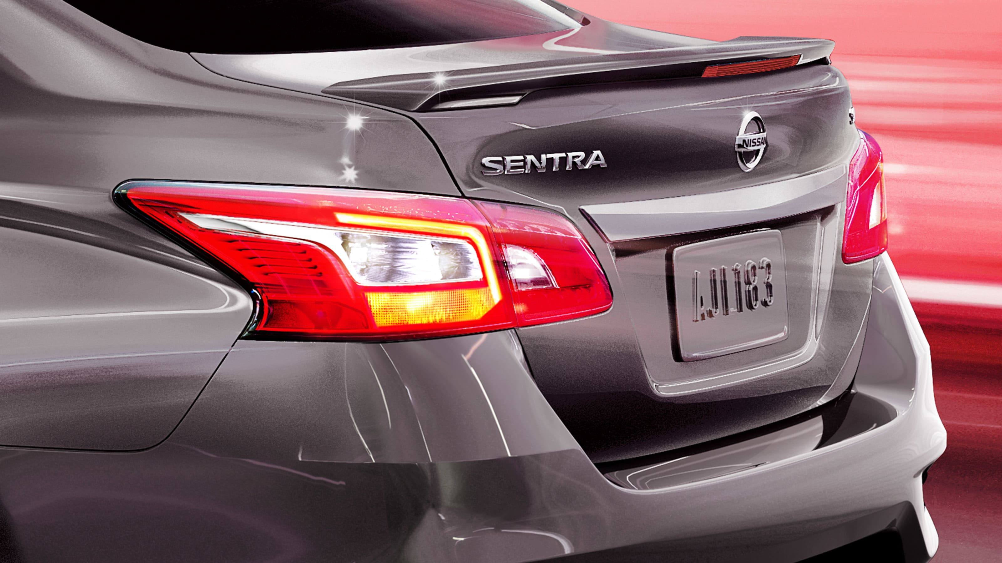 New 2019 Nissan Sentra LED Taillights