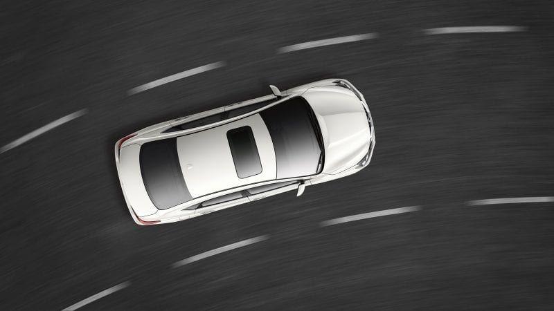New 2019 Nissan Sentra Active Understeer Control