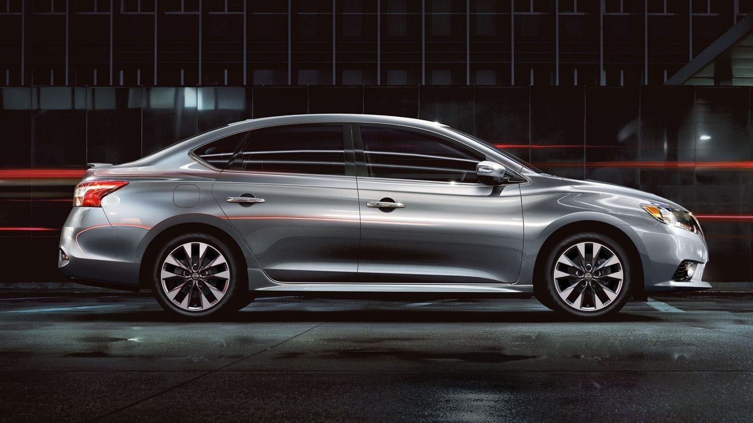 New 2019 Nissan Sentra Confident Handling Keeps It On The Level