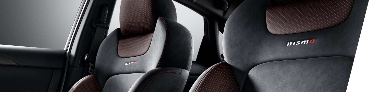 New 2019 Nissan Sentra Track-Inspired Front Seats