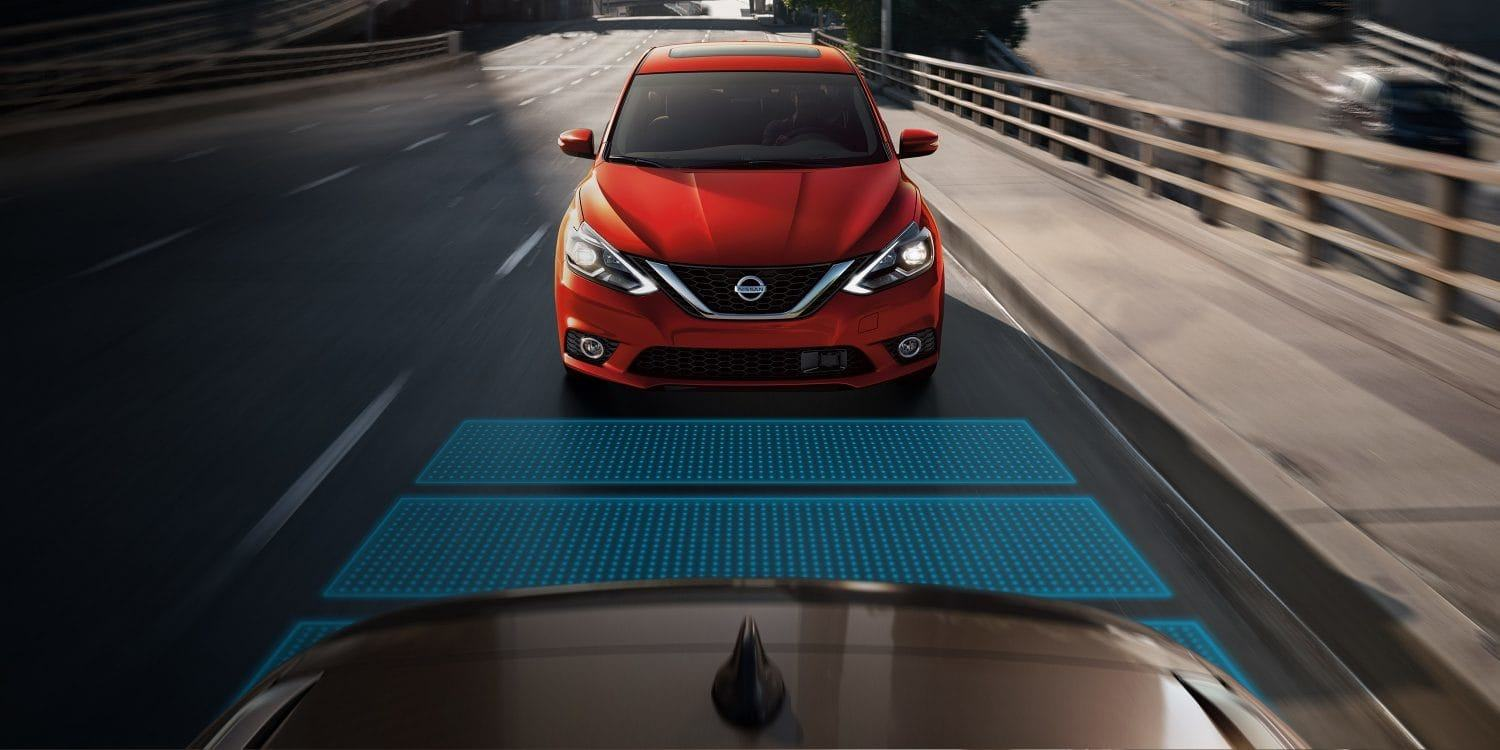 New 2019 Nissan Sentra Driver Assistance Technologies Step In
