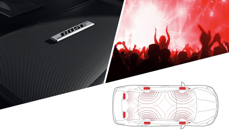 New 2019 Nissan Sentra Bose® Premium Audio