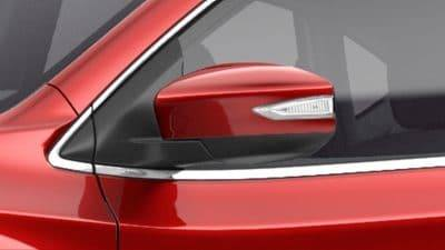 New 2019 Nissan Sentra Heated Mirrors