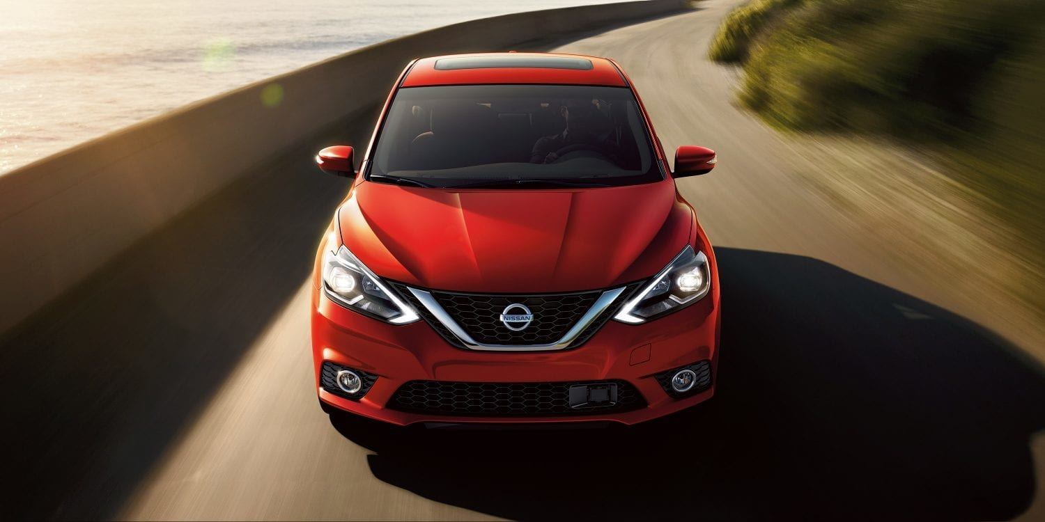 New 2019 Nissan Sentra Virtually Gearless Xtronic CVT