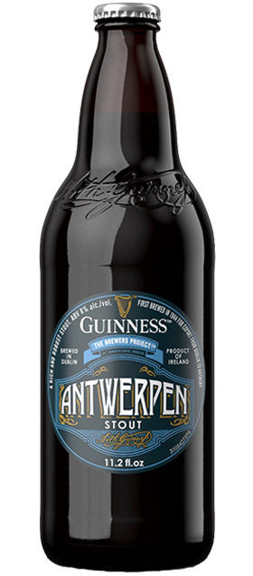 Guinness Antwerpen stout beer available at Brendans Irish Pub