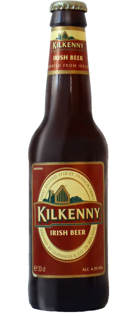 Kilkenny Ale available at Brendans Irish Pub