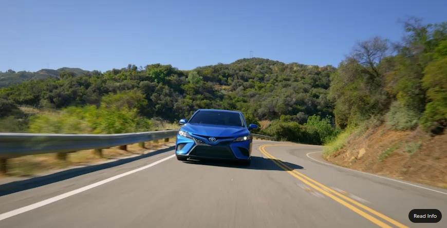 New 2019 Toyota Camry Hybrid Hybrid Performance