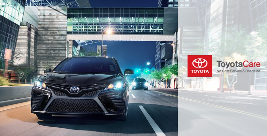 New 2019 Toyota Camry Hybrid ToyotaCare