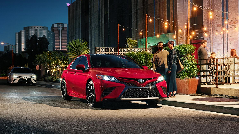 New 2019 Toyota Camry Hybrid Design