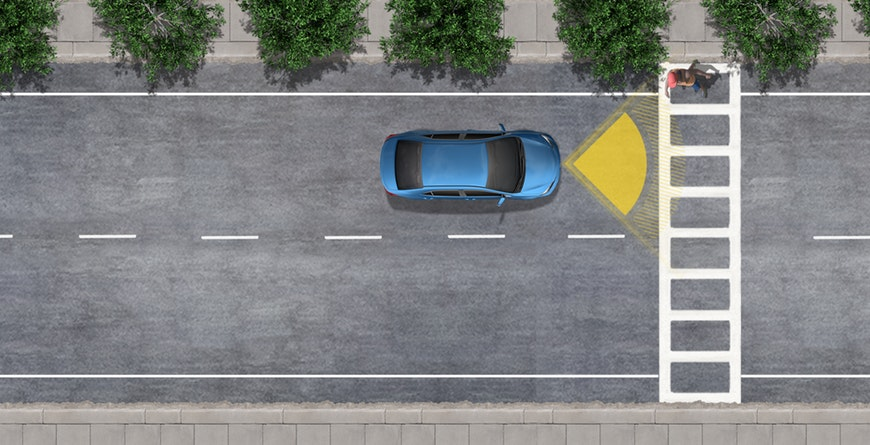 New 2019 Toyota Corolla Hatchback Pre-Collision System With Pedestrian Detection