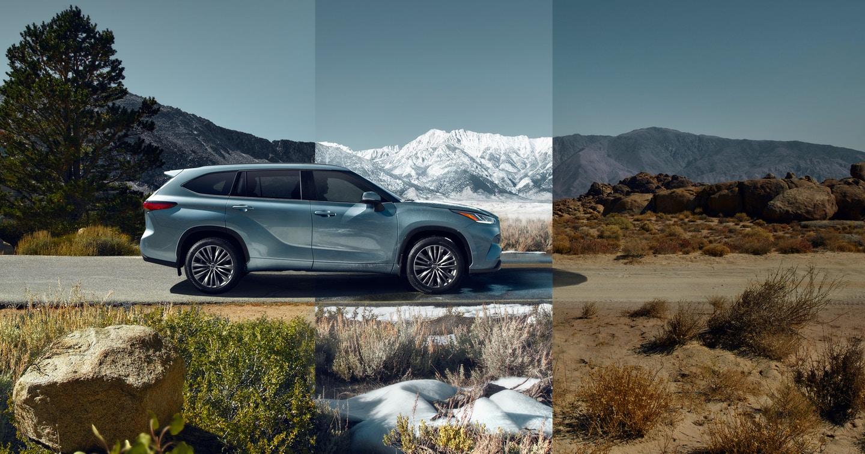 New 2020 Toyota Highlander Performance