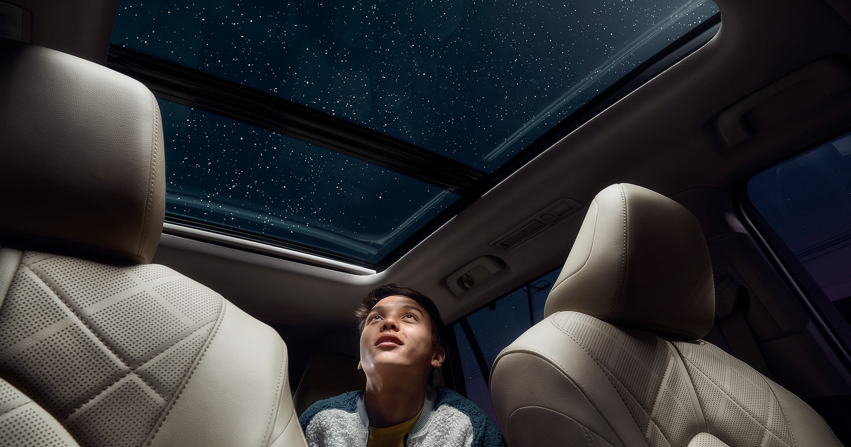 New 2020 Toyota Highlander Moon Roof