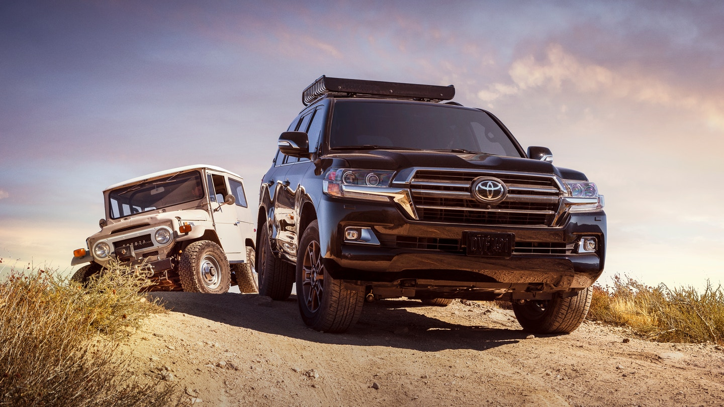 New 2020 Toyota Land Cruiser Performance