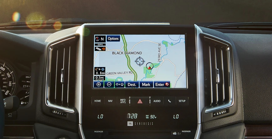 Integrated Navigation