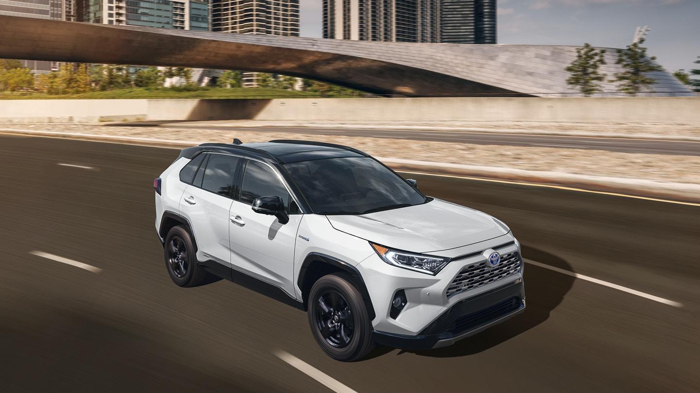 New 2020 Toyota RAV4 Performance
