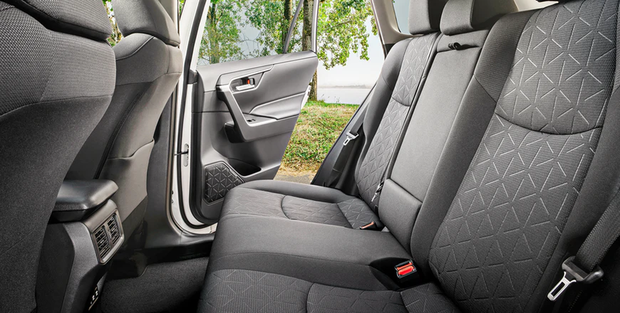 New 2020 Toyota RAV4 Dual-Zone Climate Control With Rear Vents