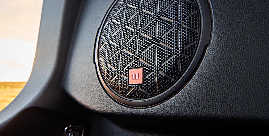 New 2020 Toyota RAV4 JBL Audio System