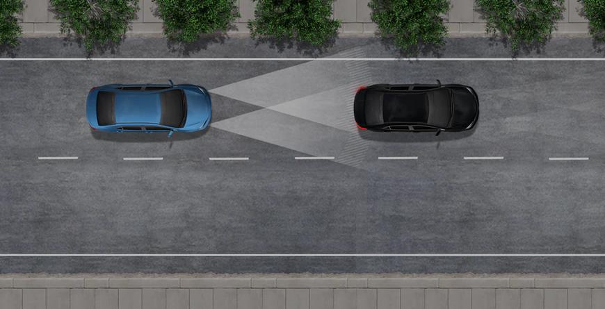 New 2020 Toyota RAV4 Automatic High Beams
