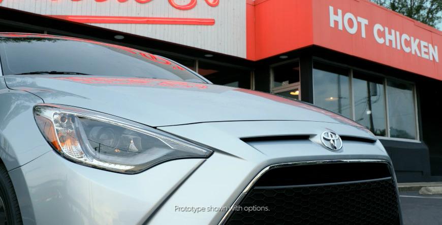 New 2020 Toyota Yaris Auto On/Off LED Headlights