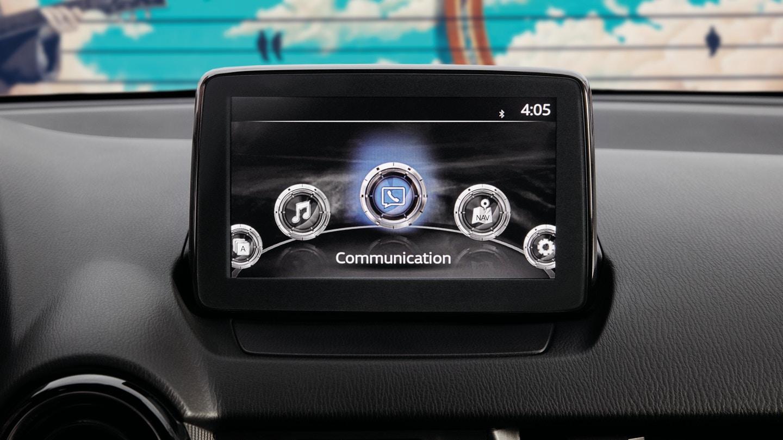 New 2020 Toyota Yaris Technology
