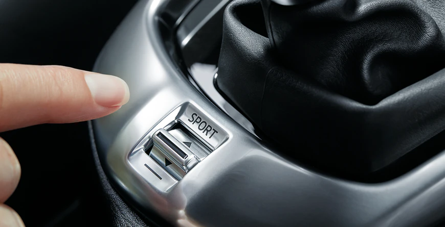 New 2020 Toyota Yaris Automatic Transmission With Sport Mode