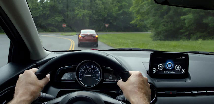 New 2020 Toyota Yaris Low-Speed Pre-Collision System