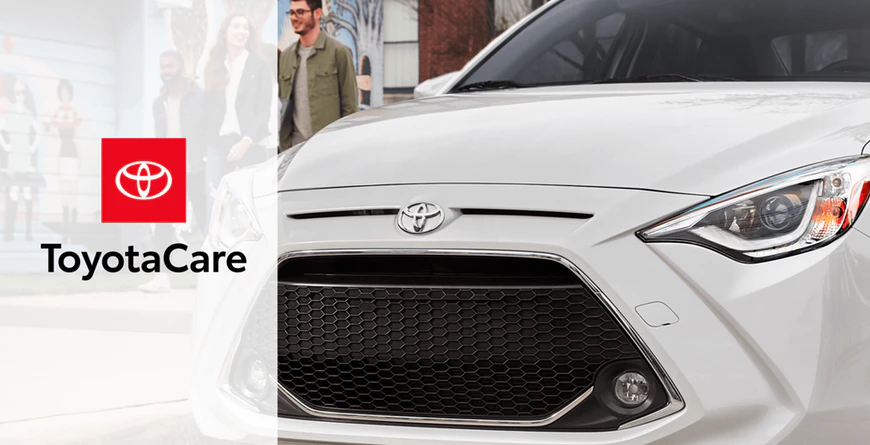 New 2020 Toyota Yaris No Cost Maintenance Plan And Roadside Assistance