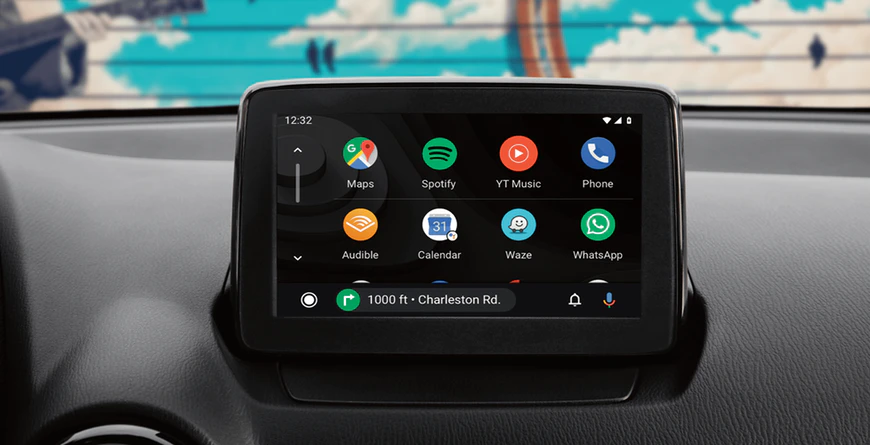 New 2020 Toyota Yaris Standard 7-in. Touch-Screen Multimedia System