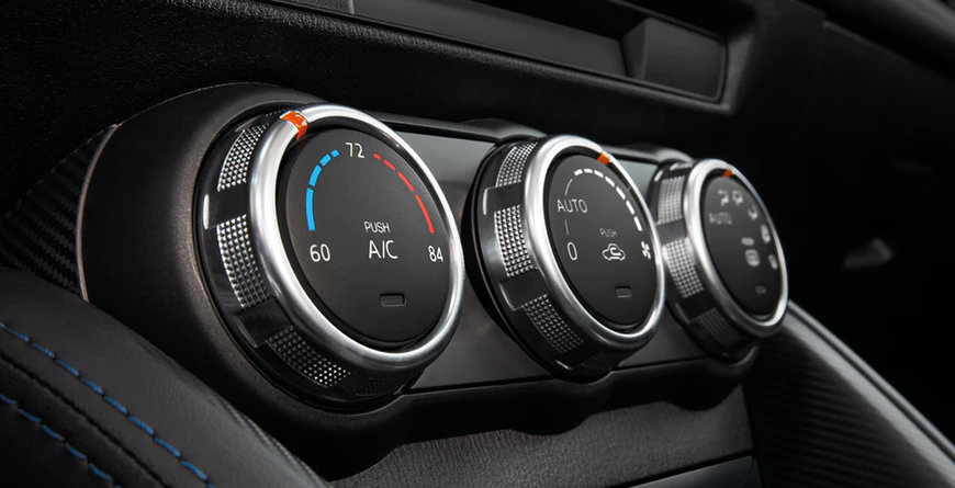 New 2020 Toyota Yaris Automatic Climate Control