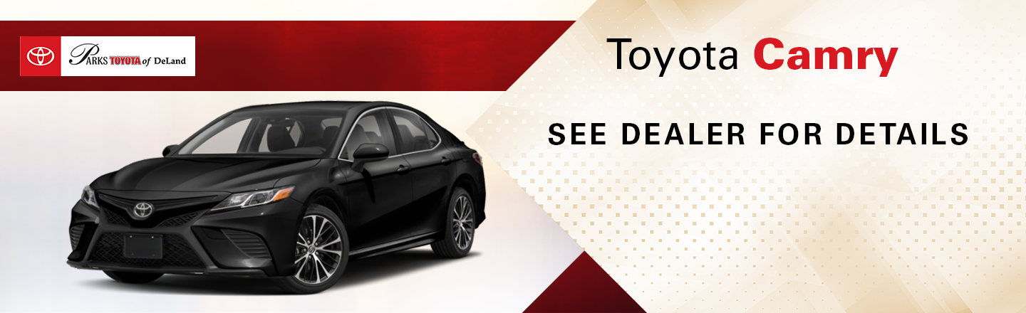 Check out these new car lease specials on the all new Toyota Camry. Contact our dealership in Pasadena for more details!